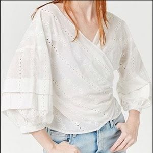 Forever21 Wrap Around Top